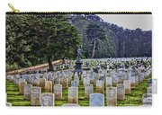 Field Of Heroes Carry-all Pouch