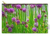 Field Of Onions  Carry-all Pouch