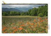 Field Of Orange Daylilies Carry-all Pouch