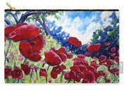 Field Of Poppies 02 Carry-all Pouch