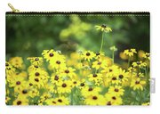 Field Of Smiles Carry-all Pouch