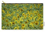 Field Of Sun Carry-all Pouch