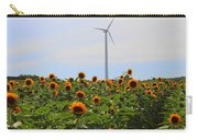 Where The Sunflowers Shine Carry-all Pouch