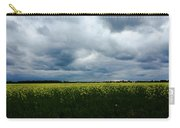 Field Of Weeds Carry-all Pouch