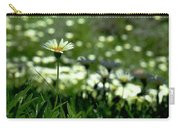 Field Of White Daisies Carry-all Pouch