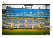 Field View Of Lambeau Carry-all Pouch