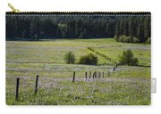 Fields Of Blue Carry-all Pouch