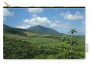 St. Kitts Fields Of Cane Carry-all Pouch