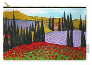 Fields Of Memories Carry-all Pouch