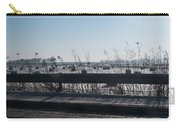 Fields Of Snow Carry-all Pouch