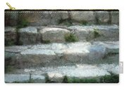 Fieldstone Stairs New England Carry-all Pouch