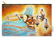 Fiery Justice Carry-all Pouch