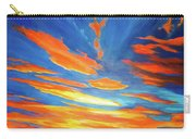 Fiery Skies Carry-all Pouch