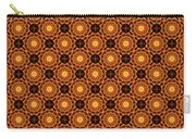 Fiery Sunflower Wallpaper Carry-all Pouch