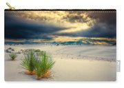 Fiery Sunrise At White Sands Carry-all Pouch