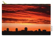 Fiery Sunrise Carry-all Pouch