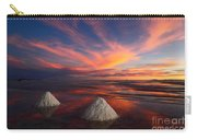 Fiery Sunset Over The Salar De Uyuni Carry-all Pouch