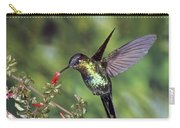 Fiery-throated Hummingbird Panterpe Carry-all Pouch