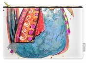 Fiesta Bird Carry-all Pouch