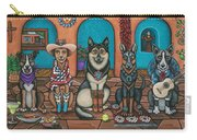Fiesta Dogs Carry-all Pouch