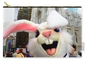 Fifth Ave Easter Bunny Carry-all Pouch