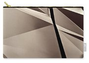 Fifth Avenue Details Sepia Carry-all Pouch