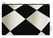 Fifties Kitchen Checkerboard Floor Carry-all Pouch