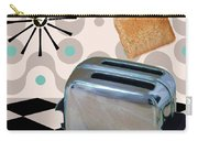 Fifties Kitchen Toaster Carry-all Pouch