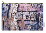 Fight Back - Berlin Wall Carry-all Pouch