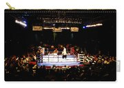 Fight Night Carry-all Pouch by David Lee Thompson