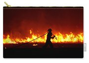 Fighting The Fire Carry-all Pouch