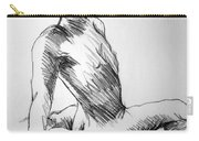 Figure Drawing 1 Carry-all Pouch