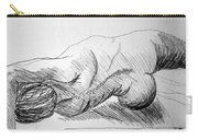 Figure Drawing 2 Carry-all Pouch