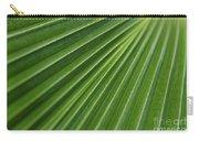 Fiji Fan Palm Carry-all Pouch