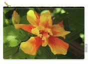 Fijian Hibiscus Abstract In Del Mar 1 Carry-all Pouch