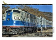Fillmore And Western Railway Christmas Train 3 Carry-all Pouch