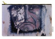 Film Homage Iron Eyes Cody The Big Trail 1930 Crying Indian Black Canyon Arizona 2004 Carry-all Pouch