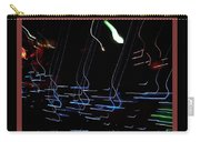 Film Noir Jim Thompson After Dark My Sweet 2 1990 Abstract Casa Grande Arizona 2000-2016 Carry-all Pouch