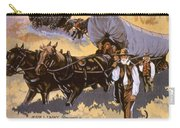 Film: The Covered Wagon Carry-all Pouch