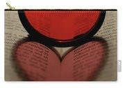 Filter Heart 2 Carry-all Pouch