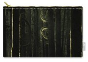 Final Light In Woods Carry-all Pouch