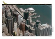 Financial District Nyc Aerial Photo Carry-all Pouch