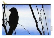 Finch Silhouette 2 Carry-all Pouch