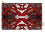 Finding Light In Life Abstract Illustrations By Omashte Carry-all Pouch