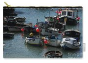 Fine Art- Boats St Ives Carry-all Pouch