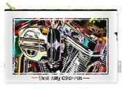 Fine Art Chopper II Carry-all Pouch