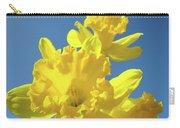 Fine Art Daffodils Floral Spring Flowers Art Prints Canvas Baslee Troutman Carry-all Pouch
