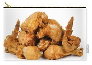 Fine Art Fried Chicken Food Photography Carry-all Pouch