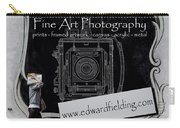 Fine Art Photography Carry-all Pouch