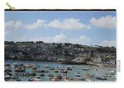 Fine Art - St Ives Harbour Carry-all Pouch